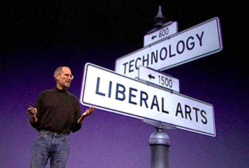 Steve Jobs - Liberal Arts & Technology